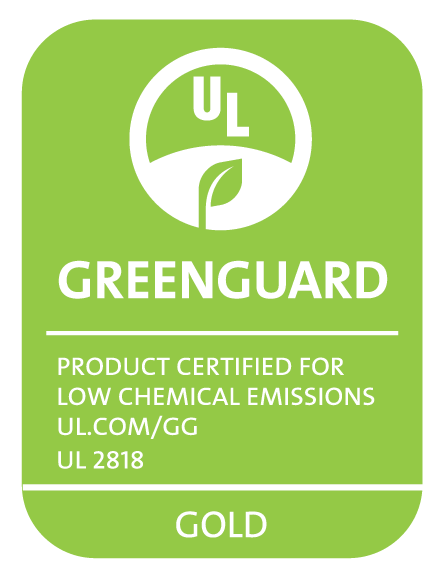 Greenguard Ul2818 Gold Cmyk Green